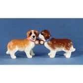 figurine saint bernard poivre et semw93925