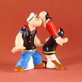 Figurine Popeye et Olive -POP15127