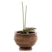 vases modele lipa planter junior surface granite bs3214gry