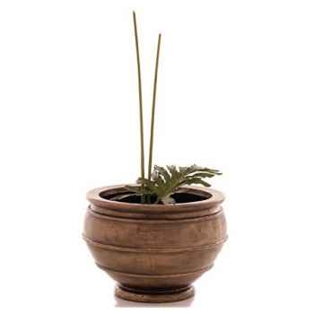 Vases-Modèle Lipa Planter Junior,  surface granite-bs3214gry