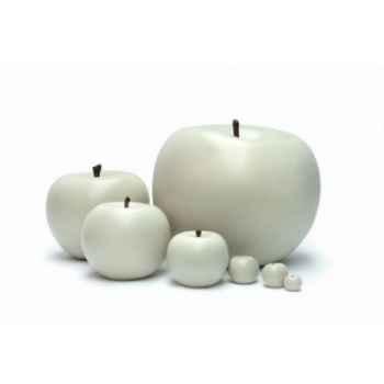 Pomme blanche classique diam 8.5 Cores Da Terra