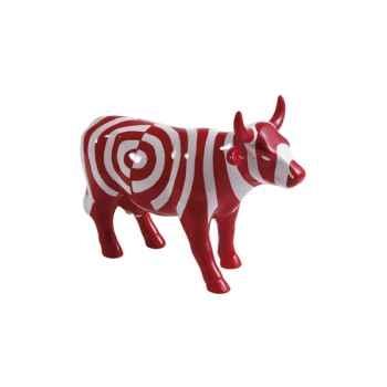 Vache Cow Parade céramique Diana Cazadora MMC47376