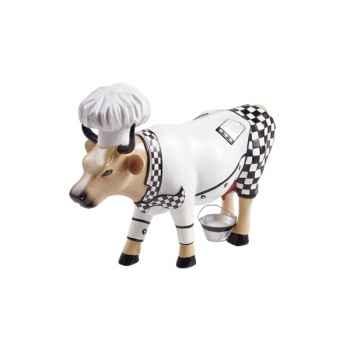 Vache Cow Parade résine Chef Cow MMR47790