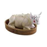 vache cow parade resine steamed dumpling cow mmr47795