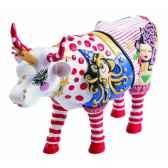 vache cow parade resine vaca princesa mmr47792