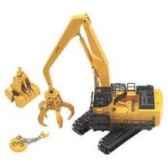 coffret miniature komatsu pc1100lc 6 accessoires 1 50 joa401
