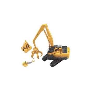 Coffret miniature Komatsu PC1100LC-6 accessoires 1:50 Joal 401