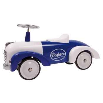 Porteur voiture Baghera Bleu