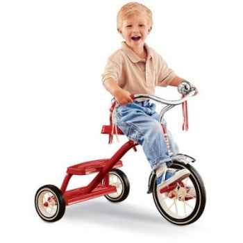 Radio Flyer Tricycle rétro rouge -33