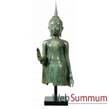 Bouddha debout, Bronze -AM127
