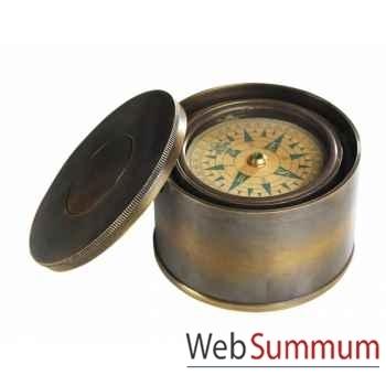 Compas de poche 19ème  -CO010