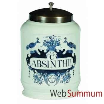 Pot d\'Apothicaire Absinthii -MC042
