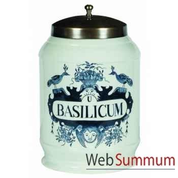 Pot d\'Apothicaire Basilicumi -MC043