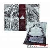 plan de paris 1739 porte folio mc800