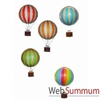 Ballon, Bleu 8cm -AP160D