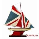 yacht de bassin union jack as051