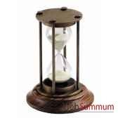 sablier bronze 30 minutes hg007