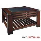 table a jeux noir mf020