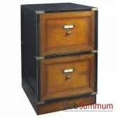 meuble d archives noir mf039