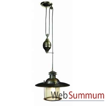 Lanterne Française Electrique -SL046E