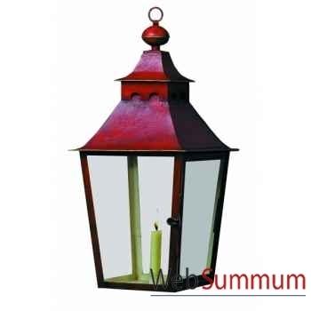 Lanterne Pagode Rouge -SL502C