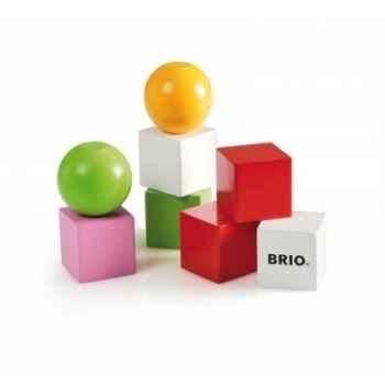 Blocs de construction magnetiques design - Jouet Brio 30133000