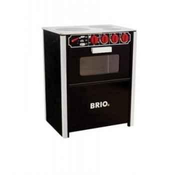 Cuisiniere noire - Jouet Brio 31356000