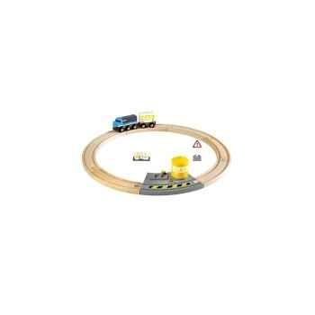 Circuit transport de citernes - Jouet Brio 33047000