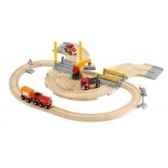 circuit transfert de marchandises rai route jouet brio 33208000