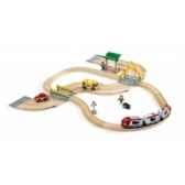 circuit correspondance train bus jouet brio 33209000