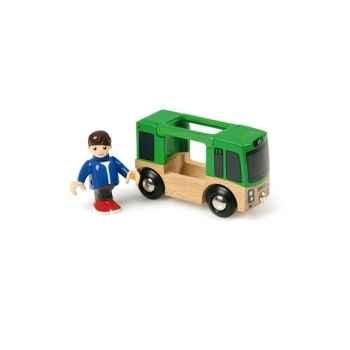 bus - Jouet Brio 33525000