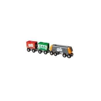 Train fret et chargements - Jouet Brio 33259000