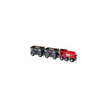Train de la mine d'or - Jouet Brio 33278000