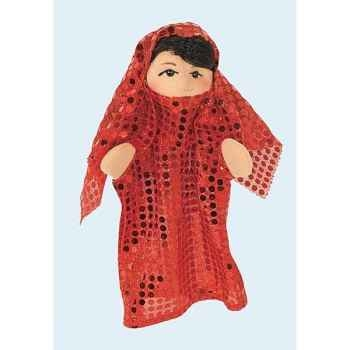 Marionnette princesse Suleika kersa -13860