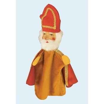 Marionnette Saint Nicolas kersa -30540