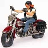 figurine the motorbike forchino fo85031