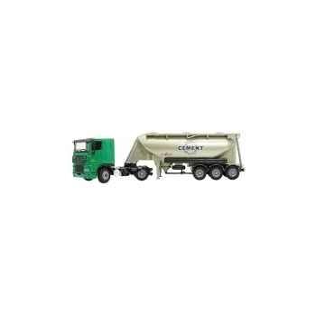 Daf XF cab basse citerne ciment Joal 344
