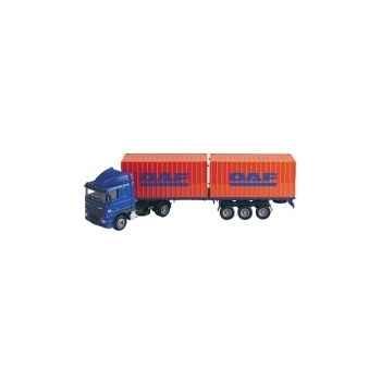 Daf 95XF porte-conteneurs cab basse Joal 348