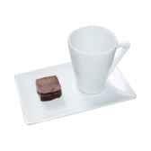 autrement chocolat tasse expresso porcelaine