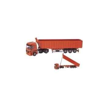 Camion mercedes actros benne basculante Joal 363