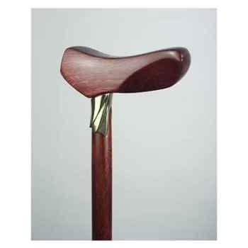 Canne bois -Bronze Francois Girardon -E72