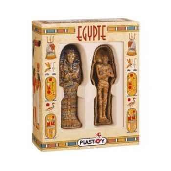 Coffrets avec decor coffret la momie dans le sarcophage Figurine Plastoy 60831