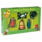 coffrets licences coffret droles de petites betes n 2 5 figurine figurine plastoy 60862