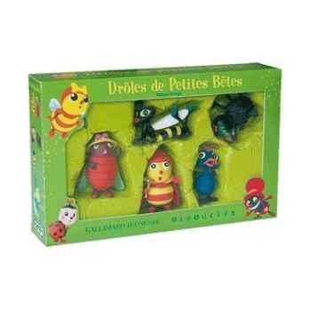 Coffrets licences coffret droles de petites betes n° 2 5 figurine. Figurine Plastoy 60862