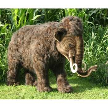 Peluche Mammouth bebe 120cm Anima 4809