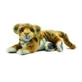 peluche tigre brun bebe couche 26cm anima 4990