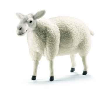 Peluche Mouton blanc 38cm Anima 4998