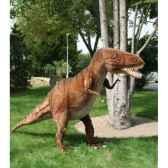 peluche tyrannosaure 150cm anima 5110