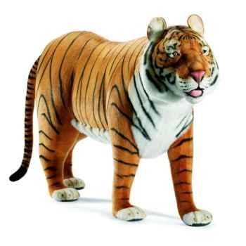 Peluche Tigre brun a 4 pattes 125cm Anima 5308