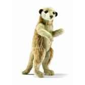 peluche suricate dresse 34cm anima 5326
